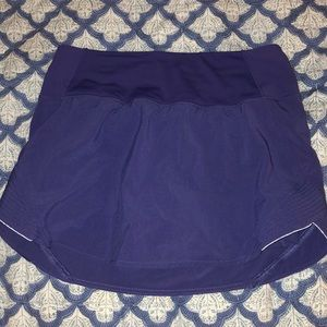 NWOT Lululemon Tennis Skirt